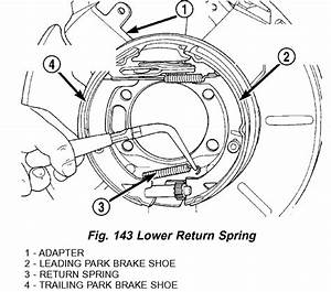 How Do I Remove A Rear Driver Side Rotor To Replace A Wheel Stud