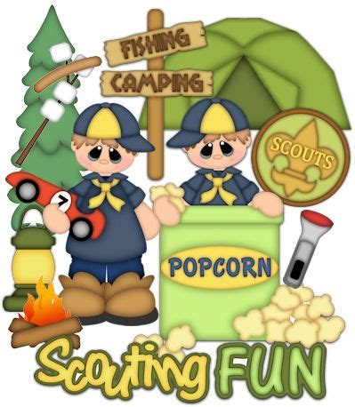 Pin by Lynn on Clip Art (Odds & Ends) 1 | Cub scout games ...