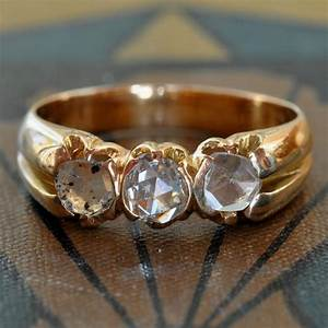 art nouveau victorian engagement ring 1800s engagement With 1800s wedding rings