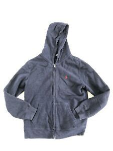You'll receive email and feed alerts when new items arrive. Polo Ralph Lauren Women's Blue Long Sleeved Hoodie Full ...