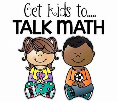Math Clipart Clip Student Cartoon Number Talk