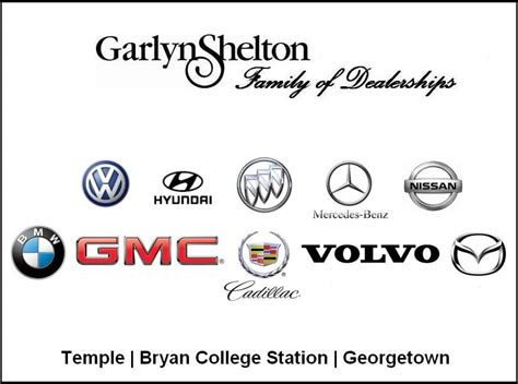 garlyn shelton family  dealerships locally owned