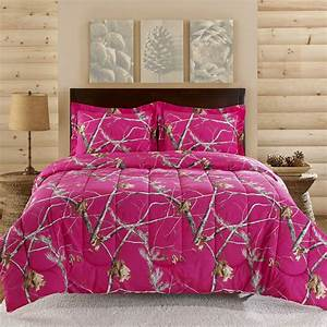 Stay, Cozy, Under, This, Soft, Realtree, Fuchsia, Pink, Camo
