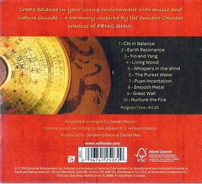Feng Daniel Harmony Shui Natural Sound Wav