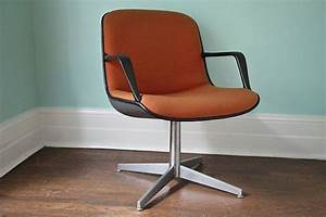 Seat Castres : modern office chair without wheels ~ Gottalentnigeria.com Avis de Voitures