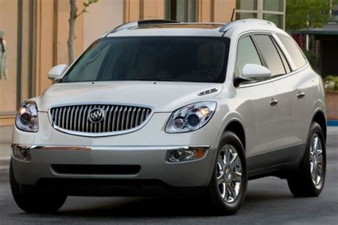 Used Buick Enclaves by Buick Enclaves