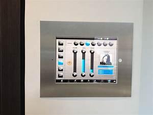 Ipad 2 wall mount git designs for Ipad flush wall mount