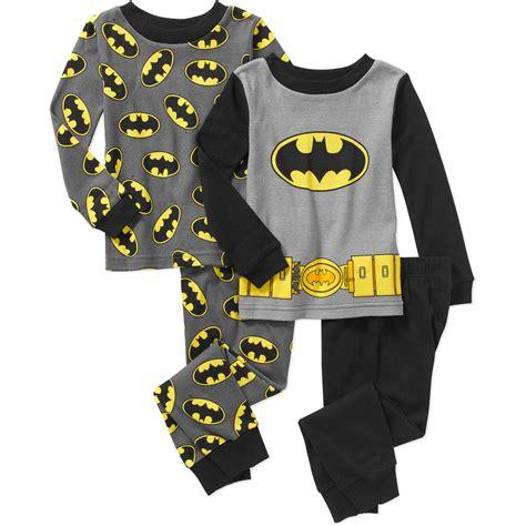 Batman Pajamas For Boys - Breeze Clothing
