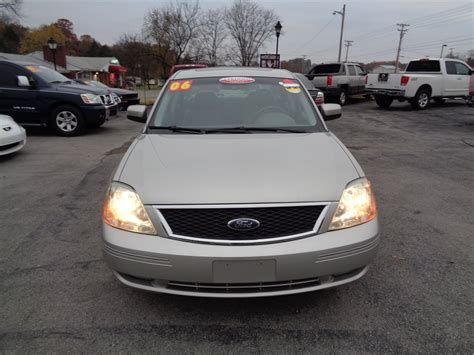 2006 Ford Five Hundred by 2006 Ford Five Hundred Used Cars In Nashville Pre
