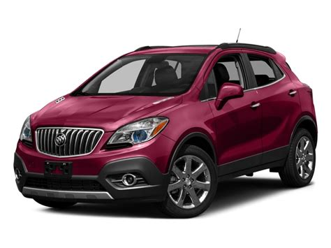 2016 Buick Encore Prices Nadaguides