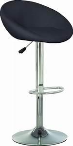 Tabouret De Bar Rose : tabouret de bar pivotant design chaise haute de bar rose lux noir chaise expert 005009eco30 ~ Teatrodelosmanantiales.com Idées de Décoration