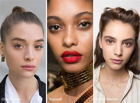Spring Summer 2017 Makeup Trends Fashionisers