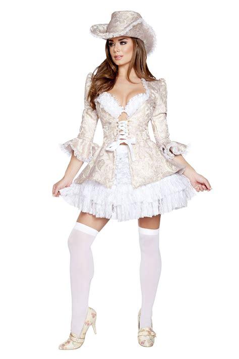 Adult Marie Antoinette Woman Deluxe Costume