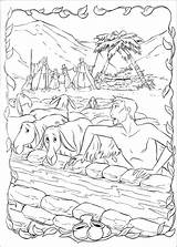 Egypt Prince Coloring Pages Print sketch template