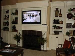 Ideas For Hiding Cords When Mounting Tv Above Fireplace