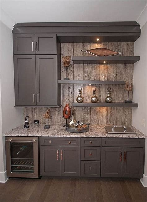 Home Wall Bar by 43 Insanely Cool Basement Bar Ideas For Your Home