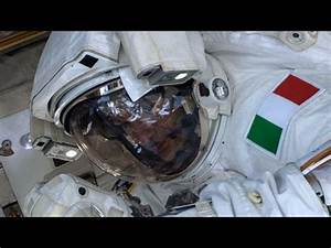 Spacewalk aborted after astronaut nearly drowns in own ...