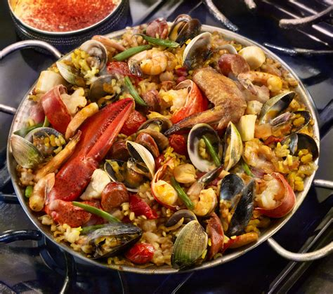 cuisine paella 301 moved permanently
