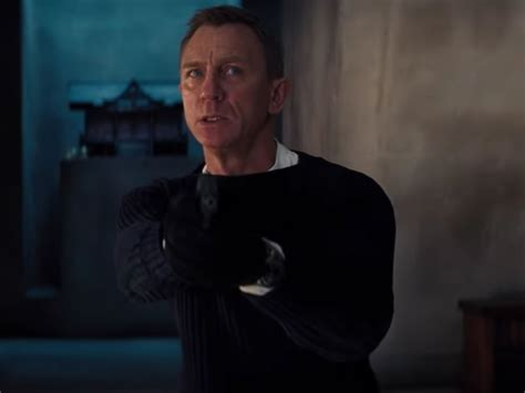 'No Time to Die' trailer thrills with James Bonds' return ...