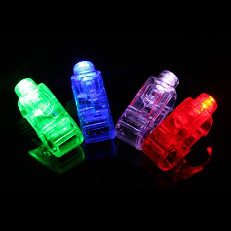light one finger beams l e d lights glow products canada