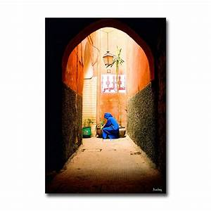 Tableau Porte Orientale : les tableaux marocains pour d coration d co salon marocain ~ Teatrodelosmanantiales.com Idées de Décoration