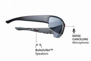 Buhel Bone Conduction Sunglasses Let You Take Calls Ears