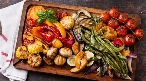 7 Best Vegetables To Grill Move Over, Meat Ecosalon
