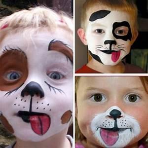 Modele Maquillage Carnaval Facile : maquillage halloween 48 photos et instructions faciles pour votre f te halloween ~ Melissatoandfro.com Idées de Décoration