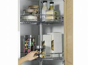 Placard Cuisine Haut : des placards pratiques pour la cuisine elle d coration ~ Teatrodelosmanantiales.com Idées de Décoration