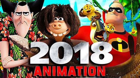 Top Animated Movies 2018