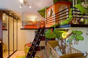 Kleine Kinderzimmer Gestalten : kleine kinderzimmer ganz gro ~ Orissabook.com Haus und Dekorationen