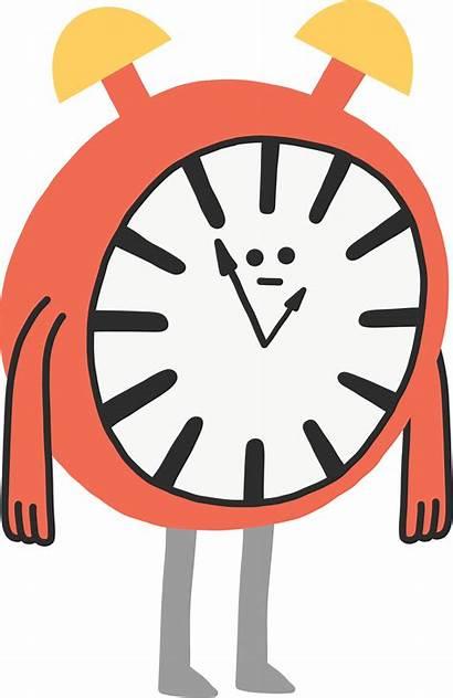 Clock Clipart Animated Transparent Cartoon Animation Gifs