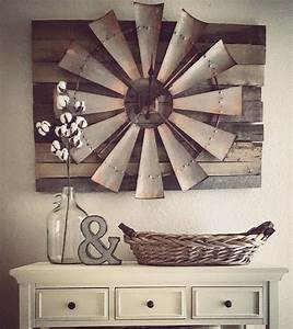 27 best rustic wall decor ideas and designs for 2017 for Rustic wall decor