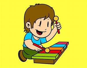 Dibujo de A tocar! pintado por Helga en Dibujos.net el día ...