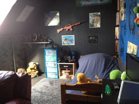 jeux de chambre changement de décoration pour une chambre d adolescent