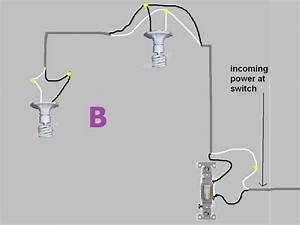 Wiring For A Junction Box - Electrical