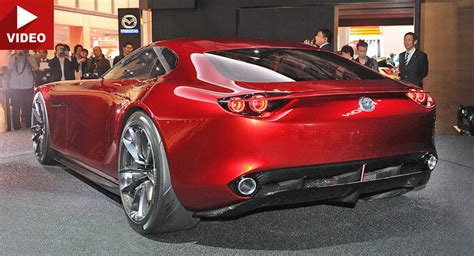 Mazda Rx Vision Price by See Mazda S Rx Vision Concept From All Angles In