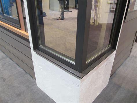 aluminum clad wood  degree corner window options ot glass