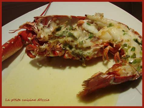 cuisiner un homard congelé homard breton et une recette signée roellinger la p