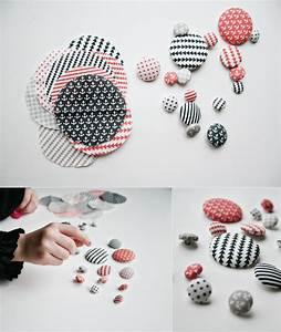Création Avec Tissus : cr ation tissu facile 30 id es d 39 accessoires ou d corations pour la maison ~ Nature-et-papiers.com Idées de Décoration