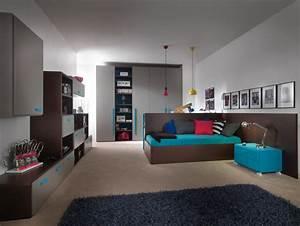 Moderne Jugendzimmer : modernes jugendzimmer mit italienischem design ~ Pilothousefishingboats.com Haus und Dekorationen