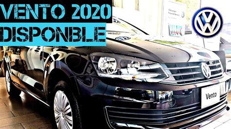 Volkswagen Vento 2020 by Volkswagen Vento 2020 Precios Promociones Y M 225 S