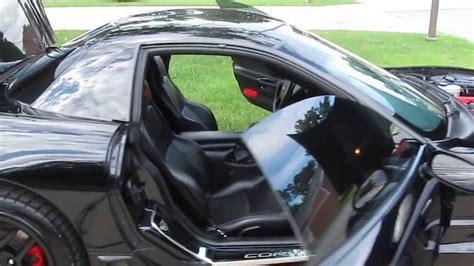 anniversary black chevrolet corvette  youtube