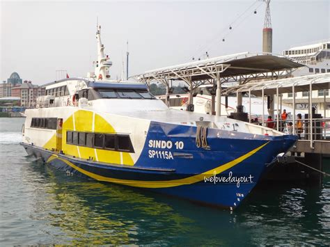 Ferry Harbour Bay To Tanah Merah by Cheap Pacific Ferry Or Sindo Ferry Return Ticket Promotion