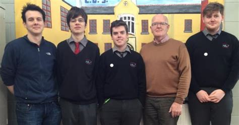 Portlaoise students do their school proud at national ...