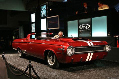 1964 Dodge Hemi Charger Concept Car  Dodge Supercarsnet