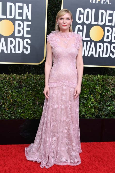 kirsten dunst attends the 77th annual golden globe awards ...