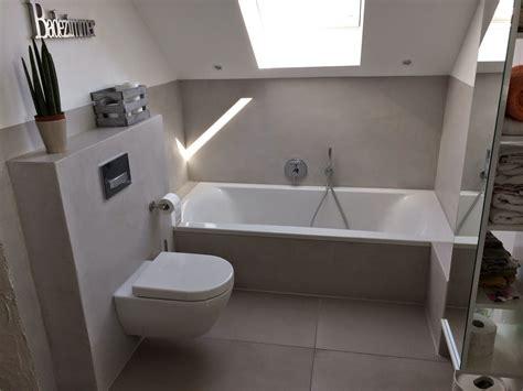 Badezimmer Fliesen Und Putz by Bad Betonputz Ideas For The House Bathroom Loft