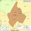 Avery County Map, North Carolina