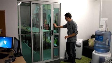 trendy cat furniture door for sliding door comfort your pets in a trendy